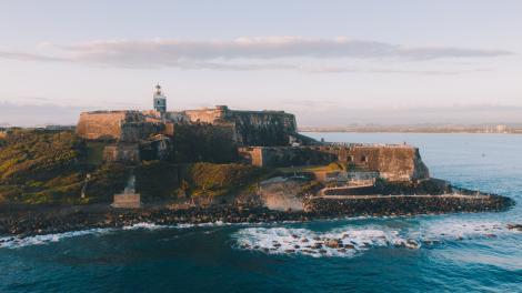 Castillo San Felipe del Morro, San Juan, Porto Rico