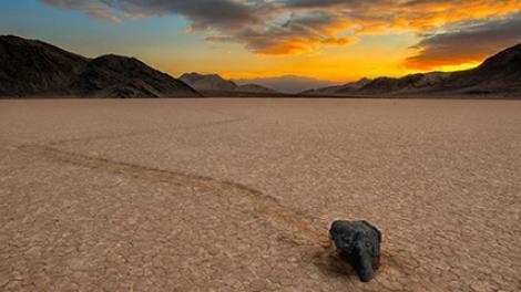 Death Valley's Racetrack