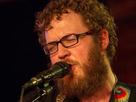 Musicien sur scène au Treefort Music Festival de Boise