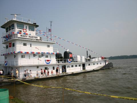 Festival des bateaux remorqueurs