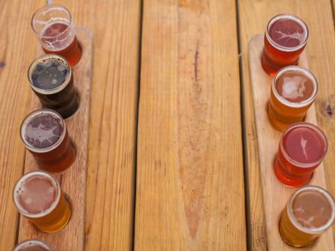 Que la semaine de la bière commence!