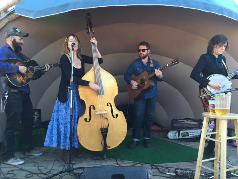 Jam sessions, concerts and workshops at the Durango Bluegrass Meltdown