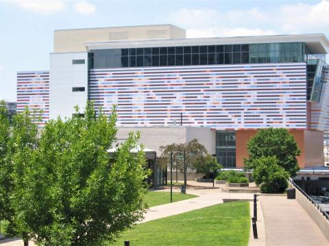 Le Muhammad Ali Center à Louisville, Kentucky