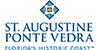 Information touristique de St.Augustine et Ponte Vedra