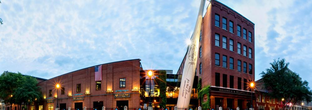 Louisville Slugger Museum and Factory, Kentucky